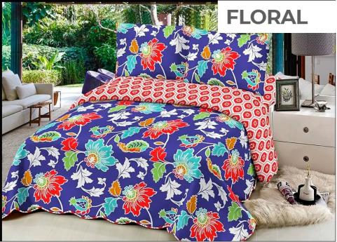 COLCHA MANTRA QUILT OFERTA KING
